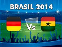 Alemania Vs Ghana