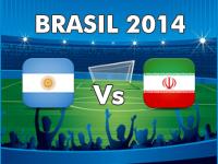 Argentina Vs Irán