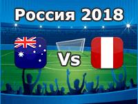 Australia Vs Perú