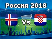 Islandia Vs Croacia